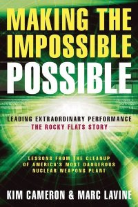 Making the Impossible Possible by Kim Cameron and Marc Lavine