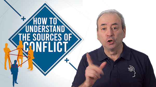 How to Understand the Sources of Conflict | Video