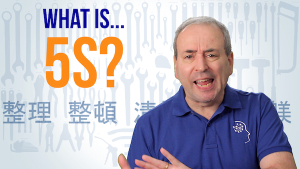 What is 5S? The Japanese Approach to Organized Efficiency