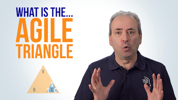 What is the Agile Triangle - Value, Quality, and Constraints | Video