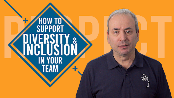 How to Support Diversity and Inclusion in Your Team | Video