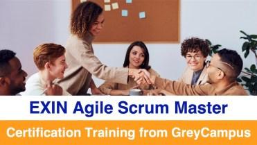 GreyCampus EXIN Agile Scrum Master CSM