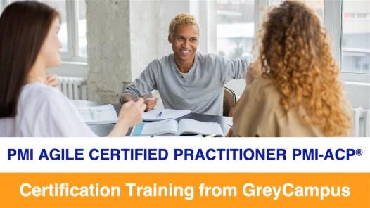 GreyCampus PMI-ACP Certification Training