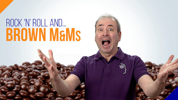 Rock'n'Roll and Brown M&Ms - A Lesson for Project Managers | Video