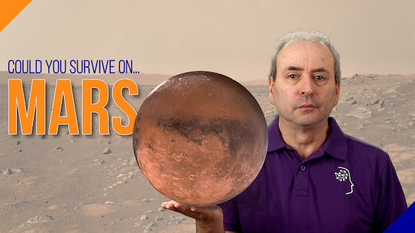 Could Your Survive on Mars? Problem-Solving | Video