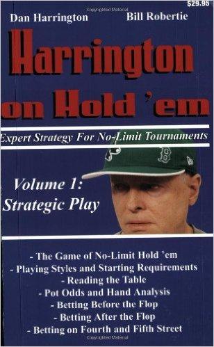 Harrington Expert Strategy Tournaments