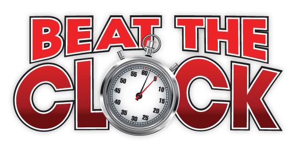 BEAT THE CLOCK POKER