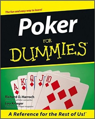 poker for dummies book review