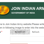 Indian Army JAG Online Form 2021