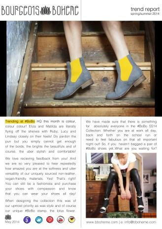 National PR: Fashion.net Trend Report