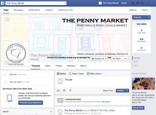 Penny Market Facebook (Rebrand)