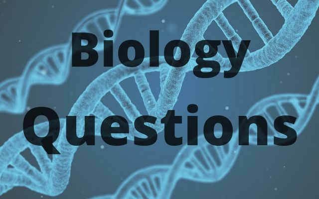 100 Most Important Biology Quiz Questions and answers