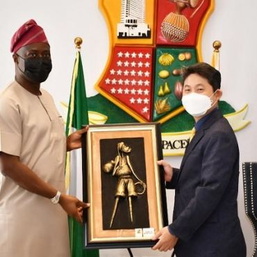 Oyo State Ready To Partner With Korean Govt On ICT, Quality Education