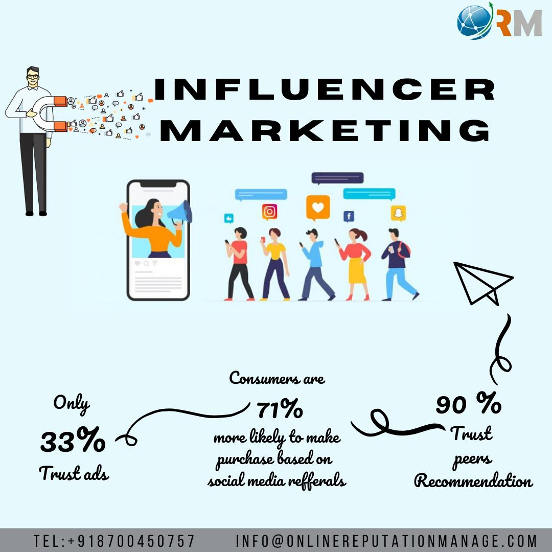 Mistakes in influencer marketing