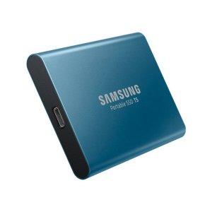 Samsung T5 500GB USB 3.1 Gen 2 (10Gbps, Type-C)