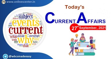 Daily-current-affairs-27-September-2021