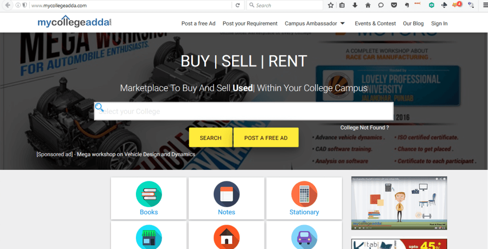 sell used books online in india
