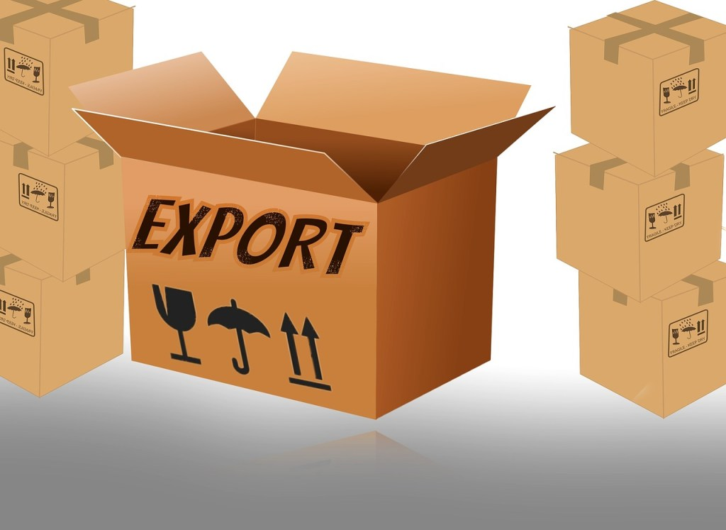 Sell internationally online from India