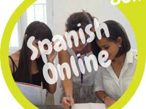 online language course Spanish Valencia 80h (mini)