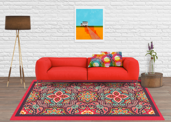Cool boho area rugs