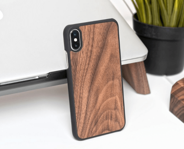wood iphone x case