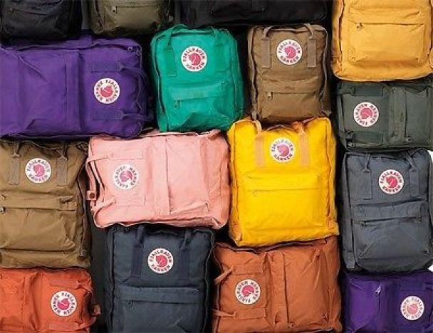 Fjallraven Kanken Mini Daypack (1)