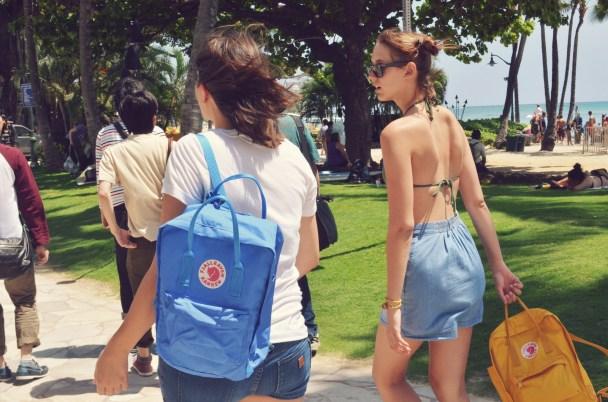 Fjallraven Kanken Mini Daypack (3)
