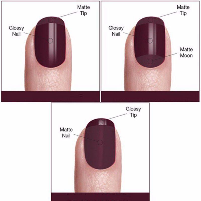 Matte nail polish for sale