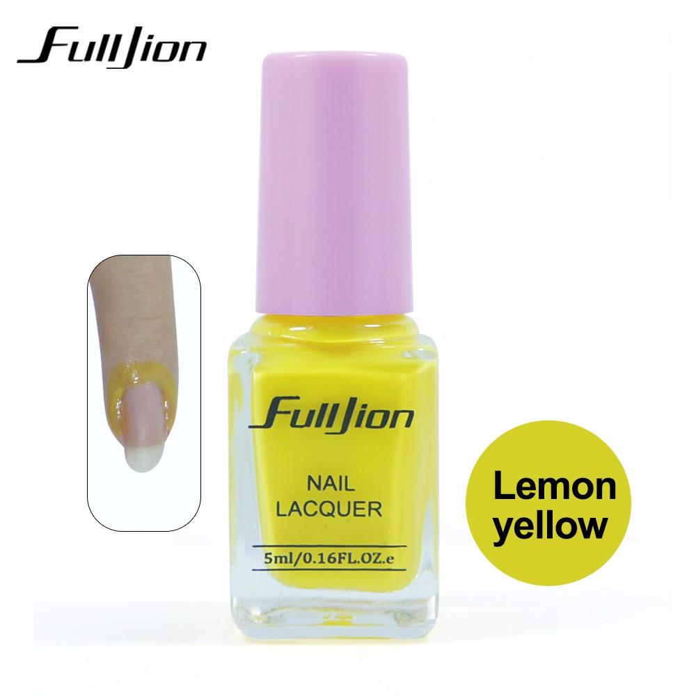 Peel Off Nail Liquid - FullJion Nail Lacquer - Online Shopping Spark