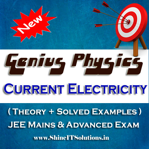 Current Electricity - Physics Genius Study Material for JEE Mains and Advanced Examination (PDF)
