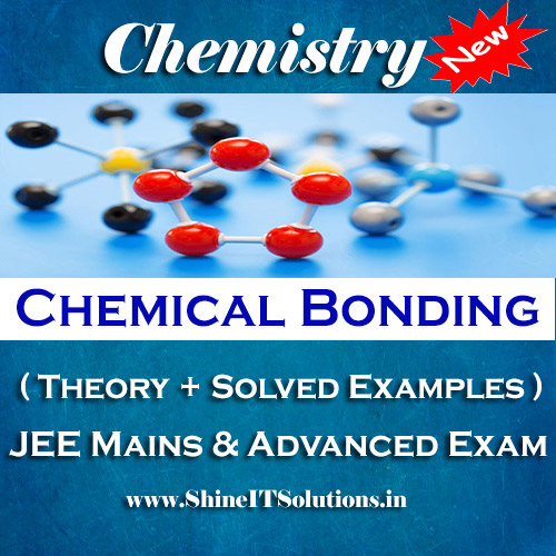 Chemical Bonding - Chemistry Best Kota Study Material for JEE Mains and Advanced Examination (in PDF)
