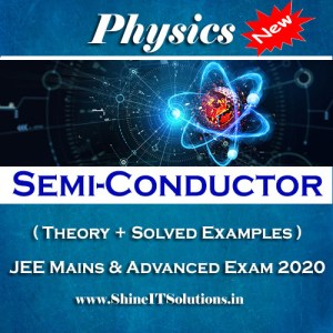 Semi Conductor Electronics - Physics Best Kota Study Material for JEE Mains and Advanced Exam (in PDF)