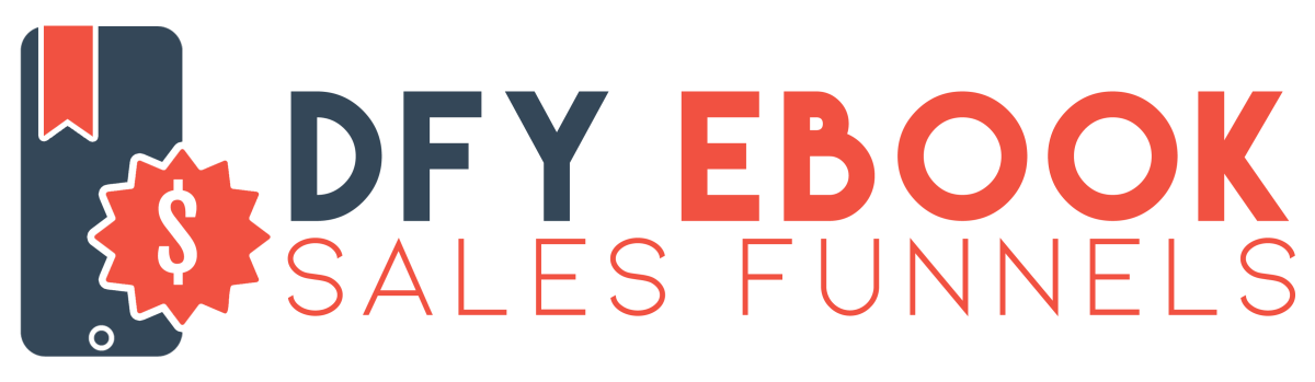 DFY Ebook Sales Funnels