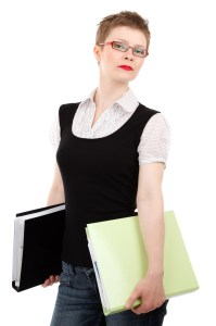 office-woman-with-glasses