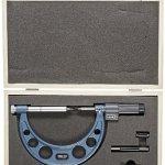 Fowler-Full-Warranty-EZ-Read-Digit-Gear-Root-Diameter-Micrometer-52-214-081-0-02-4-Measuring-Range-00001-Graduation-00002-Accuracy-0-0