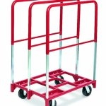 Raymond-3846-Steel-Panel-Mover-with-3-Extra-Tall-Upright-and-6-x-2-Phenolic-Caster-2400-lbs-Capacity-38-12-Length-x-27-12-Width-0