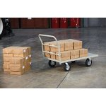 Roughneck-Platform-Truck-1000lb-Capacity-30in-x-50in-0