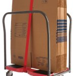 Snap-Loc-AM-1500PCR319-PU-High-Density-Polyethylene-E-Track-Panel-Cart-1500-lbs-Capacity-35-Length-x-21-Width-x-39-Height-Red-0-0