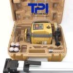Topcon-RL-H4C-Rotary-Laser-Kit-Includes-RL-H4C-Self-Leveling-Rotary-Laser-Aluminum-Flat-Head-Tripod-and-8ft-Aluminum-Grade-Rod-0-0