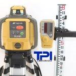 Topcon-RL-H4C-Rotary-Laser-Kit-Includes-RL-H4C-Self-Leveling-Rotary-Laser-Aluminum-Flat-Head-Tripod-and-8ft-Aluminum-Grade-Rod-0