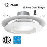 12-Pack-18W-56-LED-Recessed-Light-with-FREE-Goof-Ring-4000K-Cool-White-CRI-90-ENERGY-STAR-1170LM-120W-Equivalent-0