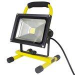 20-Watt-LED-Portable-Worklight-Floodlights-wTelescoping-Tripod-1900-Lumens-Set-of-3-0-0