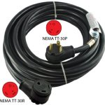 Conntek-14364-RV-30-Amp-STW-103-Durable-Extension-Cord-with-Straight-Blade-50-Feet-0-0