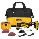 DEWALT-DCS355D1-20V-XR-Lithium-Ion-Oscillating-Multi-Tool-Kit-0