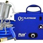 Fuji-2895-T75G-Q5-Platinum-Quiet-HVLP-Spray-System-0