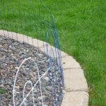 Glamos-Folding-Metal-Wire-Garden-Fence-18-Inch-by-10-Foot-0-1