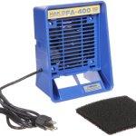 Hakko-FA400-04-Bench-Top-ESD-Safe-Smoke-Absorber-0