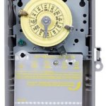 Intermatic-T104P-DPST-Time-Clock-24-hour-208V-to-277V-Grey-0