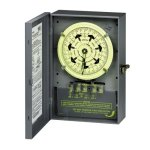 Intermatic-T7801B-125-Volt-7-Day-Mechanical-Time-Switch-with-Nema-1-Indoor-Cover-0