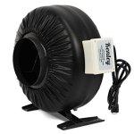 Kenley-Inline-Duct-Fan-6-Inch-Exhaust-Booster-Blower-440-CFM-Air-Ultra-Quiet-0